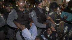 Israël: Une manifestation de soutien aux Israéliens d'origine éthiopienne