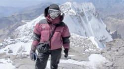L'alpiniste marocaine Ghizlane Aakar: