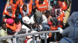 1.000 migrants clandestins ont débarqué dans deux ports
