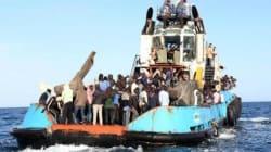 Une quarantaine de migrants auraient trouvé la mort dans un naufrage au large de