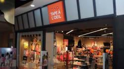 Tape à l'Oeil ouvre son premier magasin sous son nouveau concept à Bab