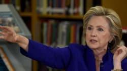 Hillary Clinton soutient des régularisations massives de