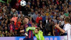 Ligue des champions: un doublé de Messi met KO le Bayern de