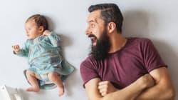 Les photos de naissance de cette petite fille vont vous