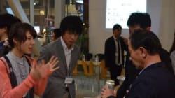 Politikverdrossenheit bei Jugendlichen? Eine japanische NGO hat erkannt: Bier