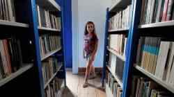 공공도서관을 짓고 싶다는 소녀의 꿈을 이뤄준