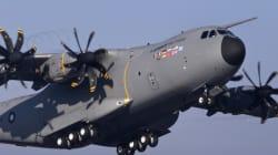 Ισπανία: Στρατιωτικό αεροσκάφος συνετρίβη στη