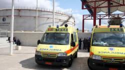 Κρίσιμη παραμένει η κατάσταση των πέντε τραυματιών από την πυρκαγιά στα διυλιστήρια