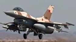 Où est passé le F16 des Forces armées