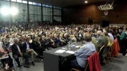 «Όχι Μπαλτά στην Παιδεία»- Πλήθος εκπαιδευτικών και πολιτικών στην συγκέντρωση του