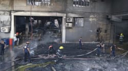 Στους 45 οι νεκροί από πυρκαγιά σε εργοστάσιο στη Μανίλα. Δεκάδες