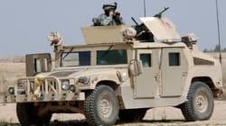 Lutte antiterroriste: Washington livre du matériel militaire à
