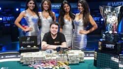 Κέρδισε σχεδόν 1 εκ. δολάρια σε τουρνουά πόκερ που πήρε μέρος κατά