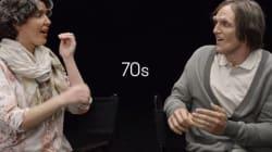 Ce jeune couple prend 70 ans en 5