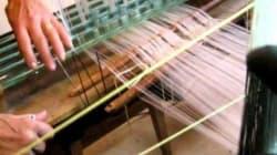 Du fil de soie sur le terrain de