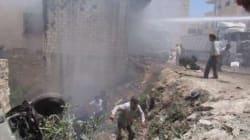 Syrie: 48 civils, dont 9 enfants, tués dans des raids aériens dans le