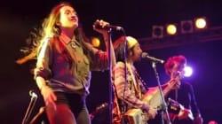 Concert: Hindi Zahra, une première fois réussie à