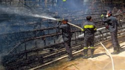 Γιατί η Πυροσβεστική «βλέπει» εμπρησμό του θεάτρου Ρεματιάς στο Χαλάνδρι. Ποιους δείχνει ο