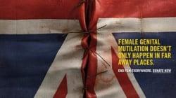 Des drapeaux occidentaux mutilés pour mobiliser contre