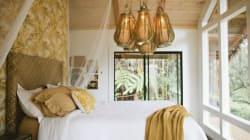 에어비앤비에는 끝내주는 나무 오두막이 있다(사진,