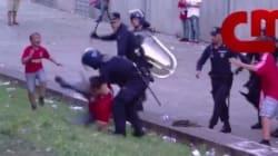 Άγριος ξυλοδαρμός φιλάθλου της Μπενφίκα από αστυνομικούς μπροστά στα παιδιά