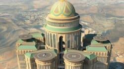 Construit à la Mecque, le plus grand hôtel au monde s'inspire du