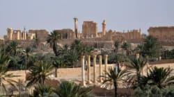 Syrie: l'EI s'empare du tiers nord de la cité antique de