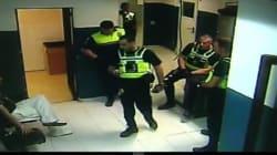 Ισπανία: Αστυνομικός «ειδικός» στις πολεμικές τέχνες κλωτσάει μεθυσμένο άνδρα ενώ οι συνάδελφοι