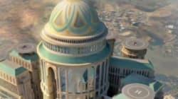 Το μεγαλύτερο ξενοδοχείο στον κόσμο χτίζεται στην Μέκκα και θα είναι έτοιμο το