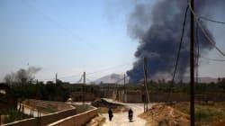 Nouvelle avancée de Daech qui menace Damas et
