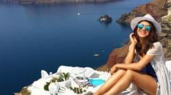 Camila Coelho: Η διάσημη Βραζιλιάνα μπλόγκερ διαφημίζει την Ελλάδα σε εκατομμύρια χρήστες στο