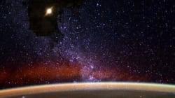 L'incroyable vue avec laquelle les astronautes de l'ISS