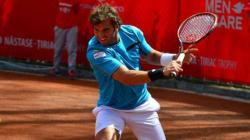 Roland Garros: Malek Jaziri sort par la petite