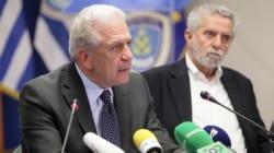 Αβραμόπουλος: Μετεγκατάσταση των μεταναστών σε άλλα κράτη μέλη της