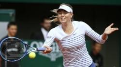 Sharapova, Nadal... les looks marquants du 1er tour de