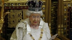 We Are 'One Nation', Says Woman On Gold Throne While Announcing Further Austerity