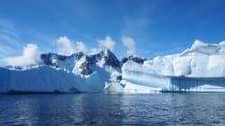 Ξαφνική απώλεια όγκων πάγου στην