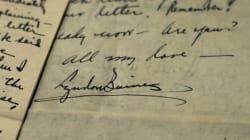Γράμματα αγάπης ζευγαριού στον Β' Παγκόσμιο Πόλεμο αποκαλύπτουν το δράμα και την