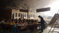 Τα πιο ασυνήθιστα σχολεία στον κόσμο: Από τα μαθήματα σε βάρκες στις αίθουσες μέσα σε