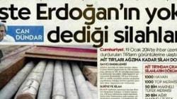 Un journal turc publie des photos de livraisons d'armes par la Turquie aux rebelles