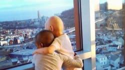 함께 암과 싸우고 있는 두 소녀의
