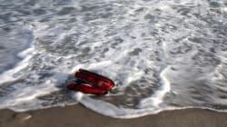 Les centaines de migrants sauvés en Méditerranée conduits en