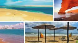 Les 10 plus belles plages du Maroc sur
