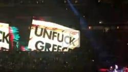 Unfuck Greece: Η πλατεία Συντάγματος και οι πορείες της Αθήνας στις συναυλίες των