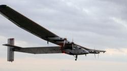 Solar Impulse a décollé pour sa longue traversée du