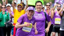 Elle boucle un marathon en 7 heures... à l'âge de 92