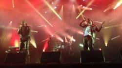 Mawazine: P-Square chante