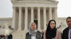 La Cour suprême américaine donne raison à une femme voilée chez
