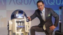 말만 하면 맥주를 갖다 주는 R2-D2