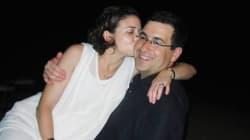 Διάλεξα τη ζωή και βρήκα νόημα σε αυτήν, 30 μέρες μετά τον θάνατο του συζύγου